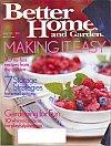 Better Homes & Gardens Magazine - August 2003