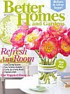 Better Homes & Gardens Magazine - March 2008
