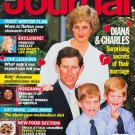 Ladies Home Journal Magazine - February 1989 - Charles, Diana and Kids
