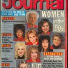 Ladies Home Journal Magazine - November 1989 - Women in the 90s