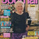 Ladies Home Journal Magazine - March 1990 - Barbara Bush