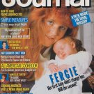 Ladies Home Journal Magazine - April 1990 - Fergie