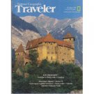 National Geographic Traveler Magazine - Summer 1987 - Liechtenstein