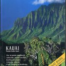 National Geographic Traveler Magazine - Autumn 1987 - Kauai