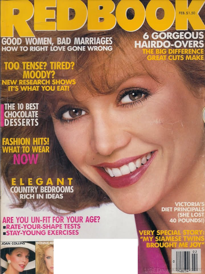 Redbook Magazine - February 1987