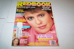Redbook Magazine - April 1987 - Pam Dawber