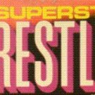 Superstar Wrestlers Magazine - August 1987