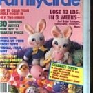 Family Circle Magazine -  April 5, 1988