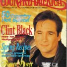 Country America Magazine - April 1993 - Clint Black