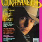 Country America Magazine - March 1991 - Dwight Yoakam