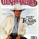 Country America Magazine - October 1995 - George Strait