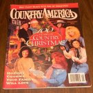 Country America Magazine - December 1995 / January 1996 - 100 Years of Country Christmas