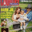 Country Weekly Magazine - August 9, 1994 - Hank Williams Jr