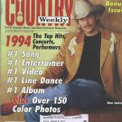 Country Weekly Magazine - January 10, 1995 - Alan Jackson