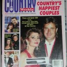 Country Weekly Magazine - February 14, 1995 - Vince Gill & Janis Gill