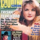 Country Weekly Magazine - February 21, 1995 - Trisha Yearwood