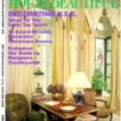 House Beautiful Magazine - September 1985