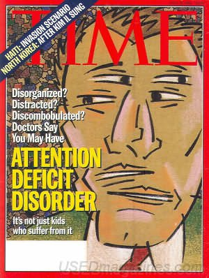 Time Magazine - July 18, 1994