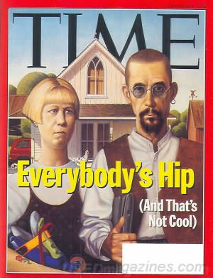 Time Magazine - August 8, 1994
