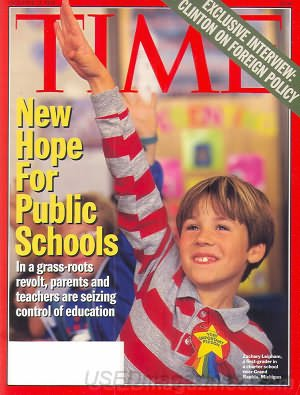 Time Magazine - October 31, 1994
