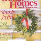 Better Homes & Gardens Magazine - December 2008