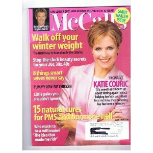 McCalls Magazine - April 2000 - Katie Couric