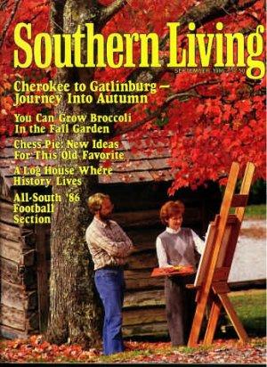 Southern Living Magazine - September 1986