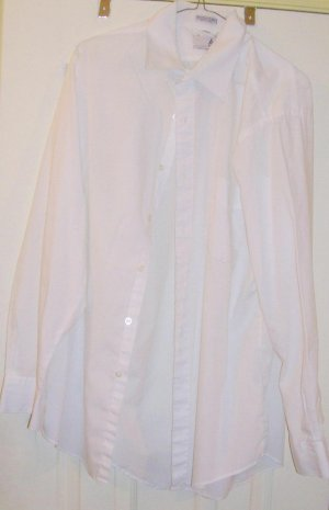 Vintage Men's Ketch Long Sleeve Shirt, Size: 16