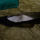 "Vintage Women's Just Say Adores Black Heels, Size 10, 2"" Heels"