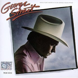Cassette Tape: George Strait - Does Fort Worth Ever Cross Your Mind