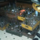 BOTTLES AND CRATES