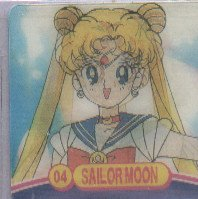 Sailor Moon Action Flipz #4 - Sailor Moon
