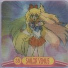 Sailor Moon Action Flipz #35 - Sailor Venus