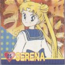Sailor Moon Action Flipz Sticker #5 - Serena
