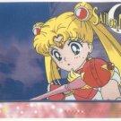 Sailor Moon Artbox/Second Series Sticker #43 - Sailor Moon