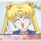 Sailor Moon Artbox/Second Series Sticker #61 - Sailor Moon