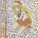 Sailor Moon Artbox/Second Series Foil Sticker #S6 - Sailor Venus