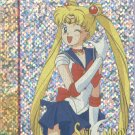Sailor Moon Artbox/Second Series Foil Sticker #S8 - Sailor Moon