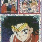 Sailor Moon JPP/Amada Double Sticker Style #2