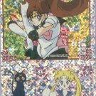 Sailor Moon JPP/Amada Double Sticker Style #6