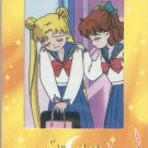 Sailor Moon Artbox Film Card #16 - Serena and Molly