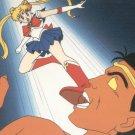 Sailor Moon Powerful Trading Card #6