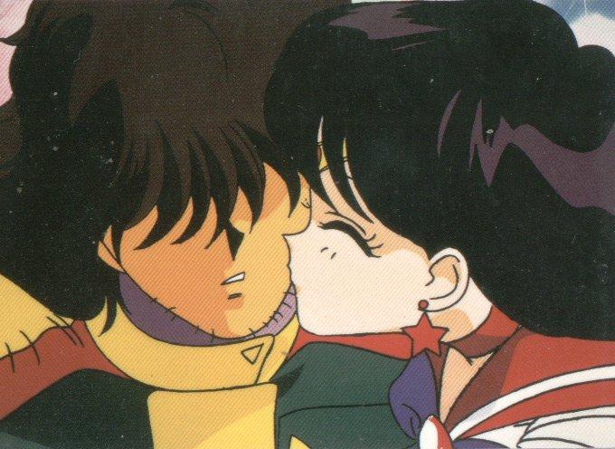 Sailor Moon Powerful Trading Card #36