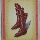 Bella Sara Ancient Lights Card #49 Mercury's Boots