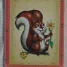 Bella Sara Ancient Lights Card #53 Squirrel Sentinel