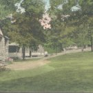 Massanetta Springs Station East Cottages in Harrisonburg, Virginia Vintage Postcard