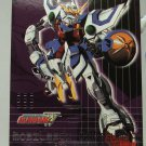 Gundam Wing Series One Trading Card #5