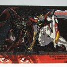 Gundam Wing Series One Trading Card #7