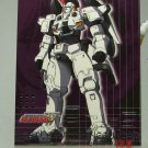 Gundam Wing Series One Trading Card #25