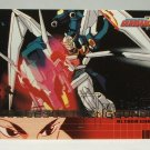 Gundam Wing Series One Trading Card #36